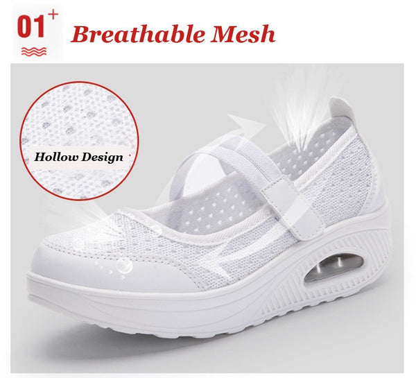 Breathable Mesh Moccasin (023) - Clothing Deals Online