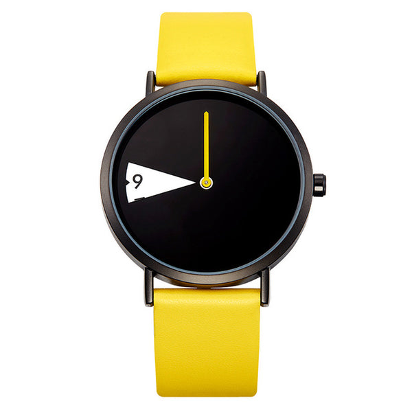 Leather Strap Watch (090) - Clothing Deals Online