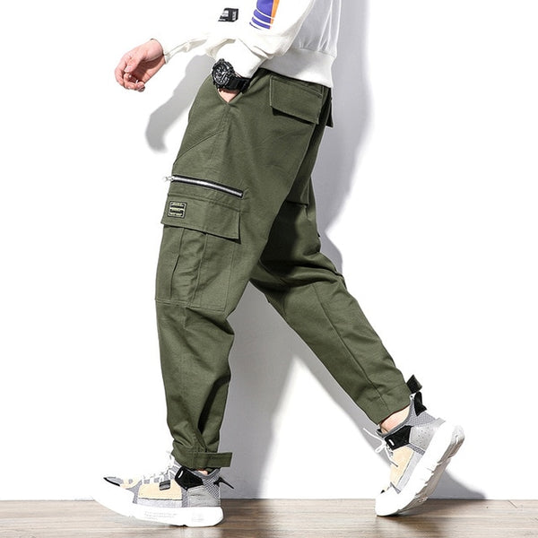 Multi-Pockets Cargo Pants (K9040) - Clothing Deals Online