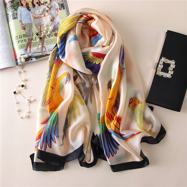 Luxury Scarf (233-1) - Clothing Deals Online