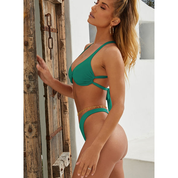 Sexy Bikini Set (0331) - Clothing Deals Online