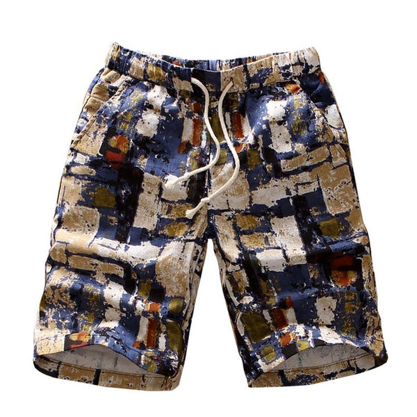 Print Beach Shorts (CLM) - Clothing Deals Online