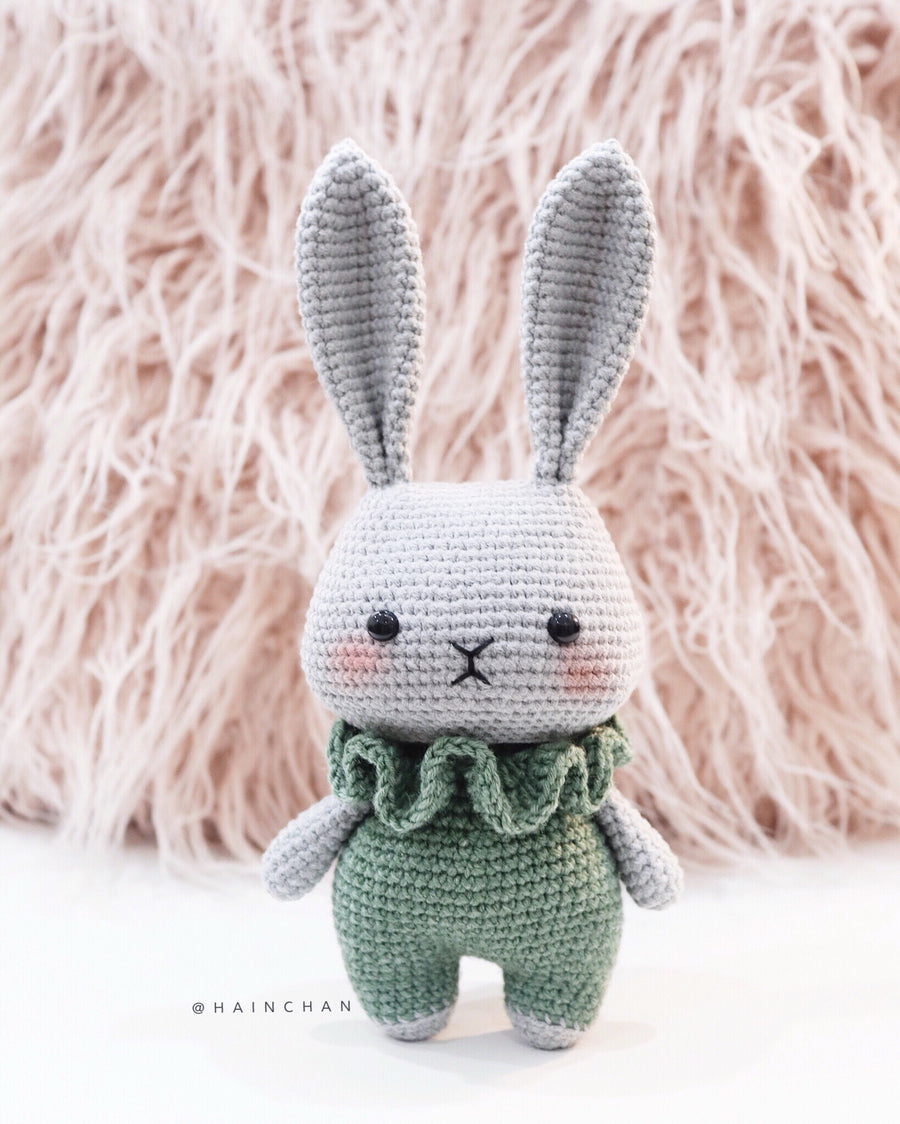 Little Bunny – Crochet PDF pattern, instant download