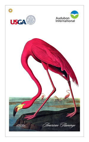 USGA, Golf Bag Towel, American Flamingo, AMERICANFLAMINGO, S