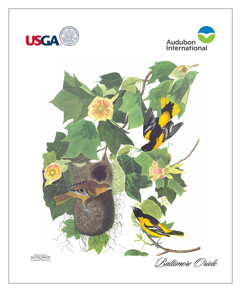 USGA, Pocket/Kitchen/Tea Towel, BO, BALTIMOREORIOLE, S