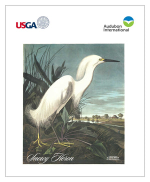 USGA, Pocket/Kitchen/Tea Towel, SH, SNOWYHERON, S
