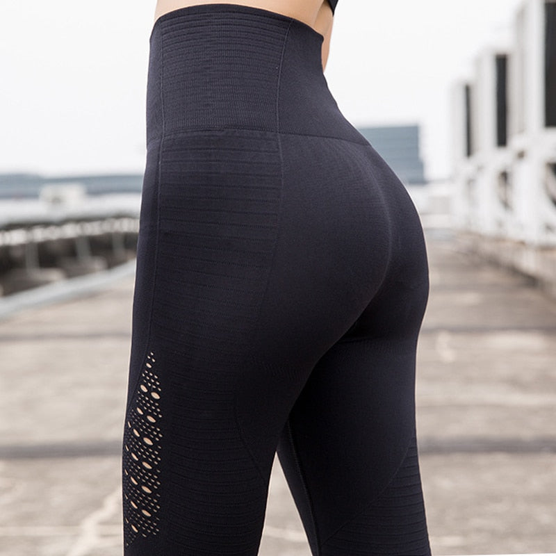 High-Energy Seamless Leggings