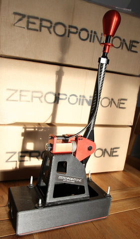 ZPO Clio Mk3 RS 197/200 and Meglio - Full Fat Carbon Custom Shifter