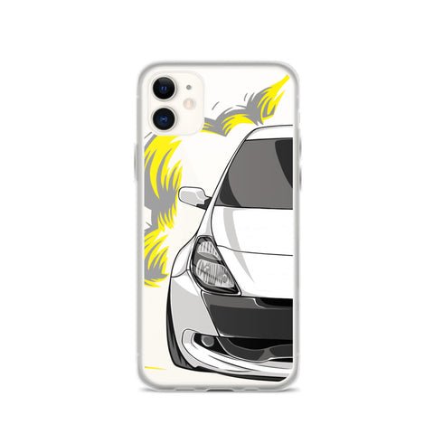 Clio Mk3 RS200 iPhone Case
