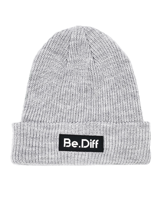 Be.Diff Beanie Patch