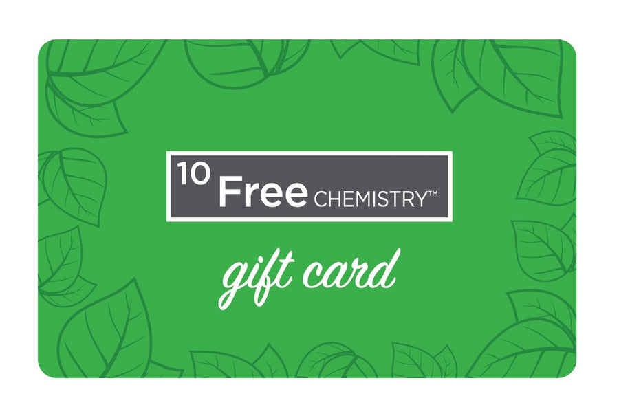 Gift Card - 10 Free Chemistry