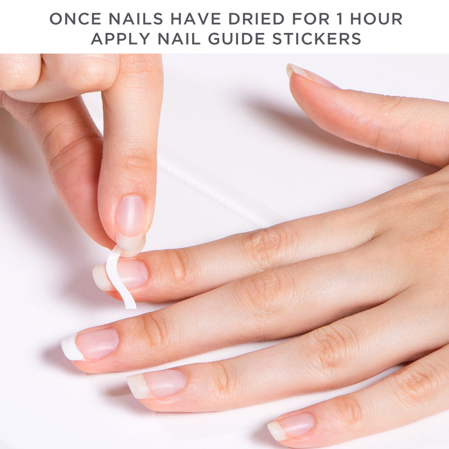 Classic French Manicure Deluxe Bundle
