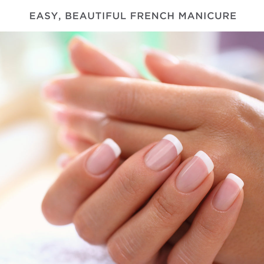 Classic French Manicure Mini Bundle
