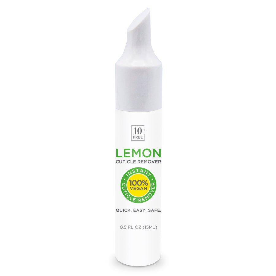 Non-Toxic Cuticle Remover - Natural from Lemons