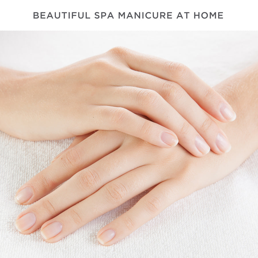DIY Spa Manicure