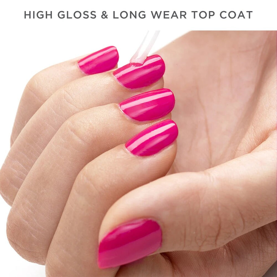 Pep In Your Step - Clear High Gloss Top Coat