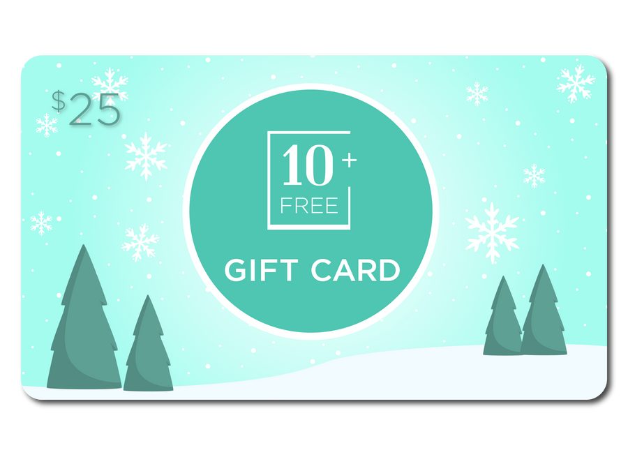 $25 Winter Wonderland E-Gift Card