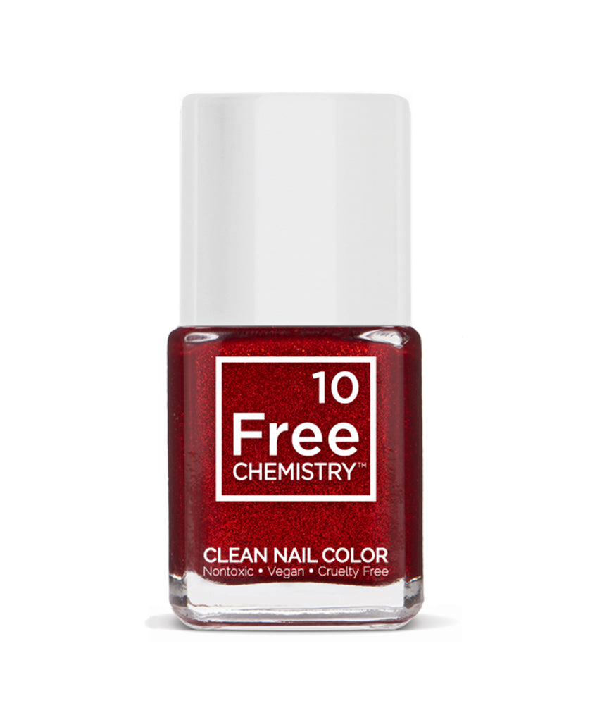 Red Ruby Beauty - 10 Free Chemistry