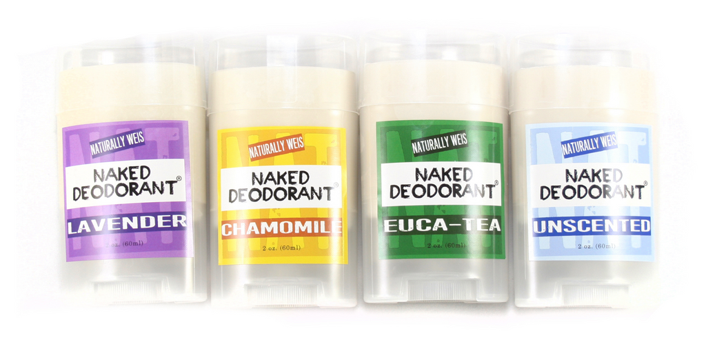 Naked Deodorant Bundle