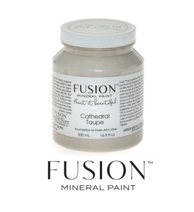 Fusion Paint Pint Cathedral Taupe