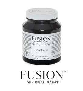 Coal Black by Fusion