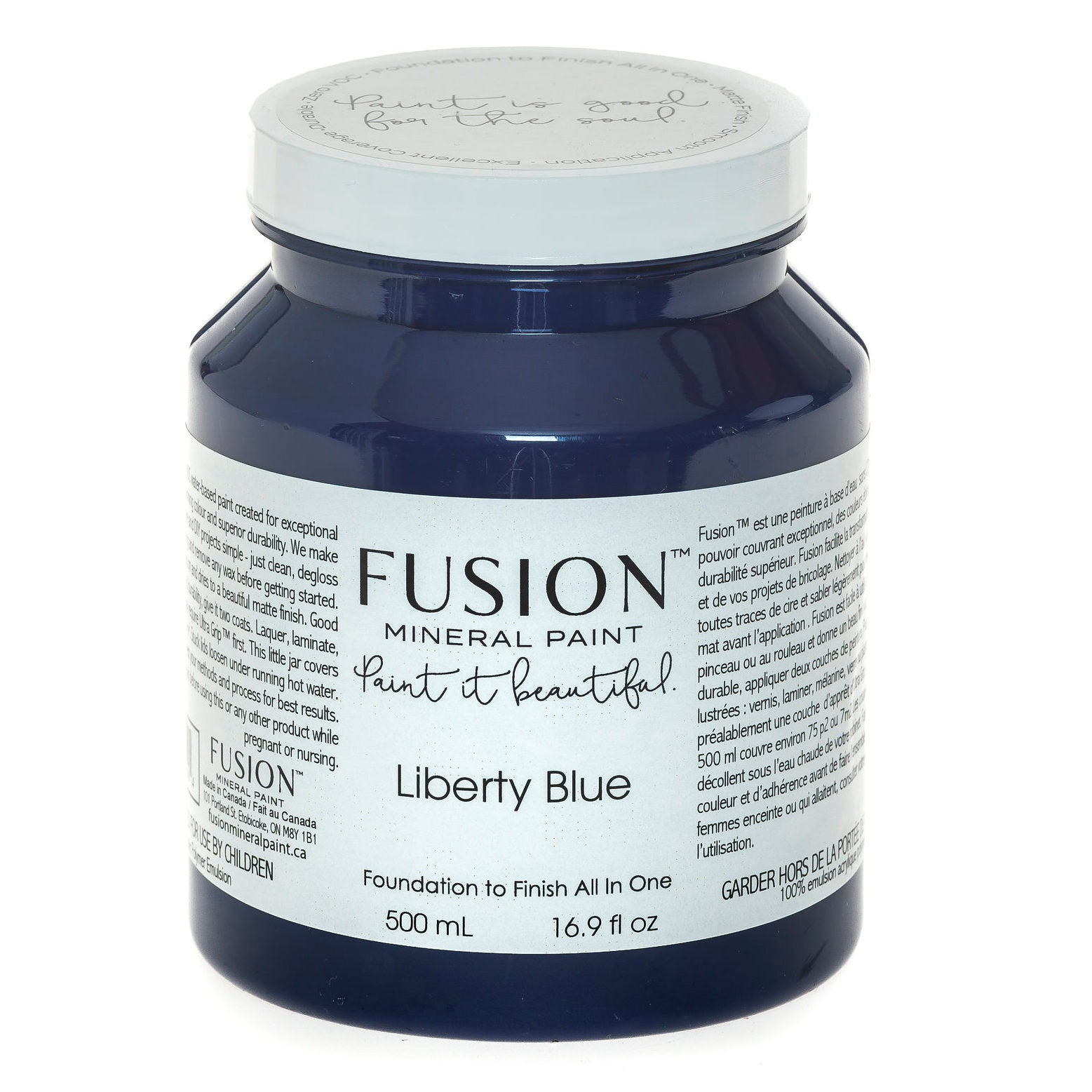 Fusion Paint Pint Liberty Blue