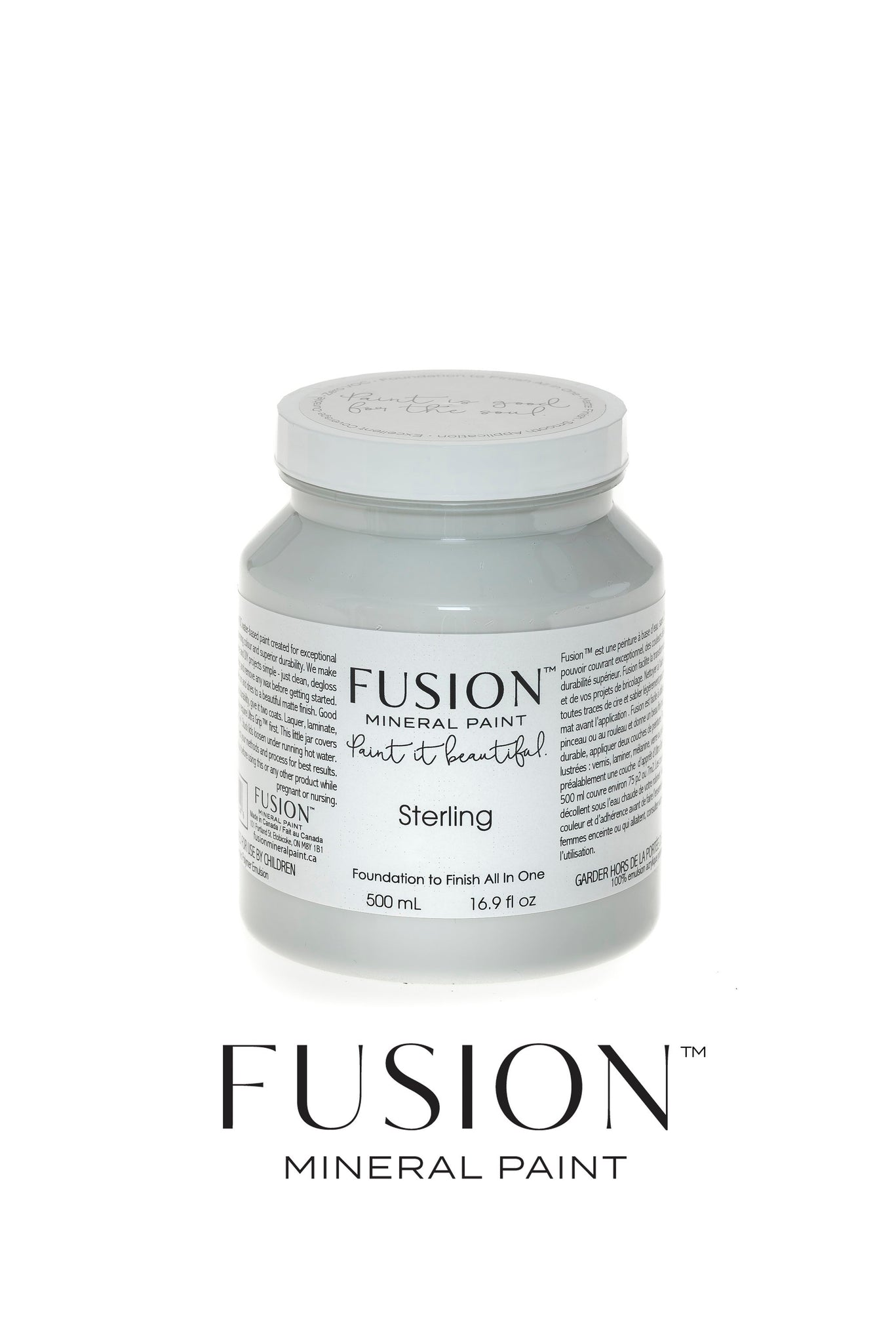 Fusion Paint Pint Sterling