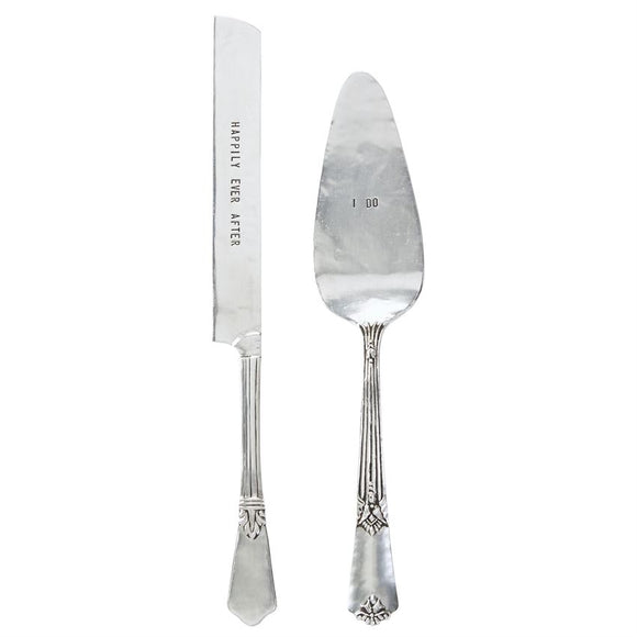 Server Set - Cake Knife 2 Piece