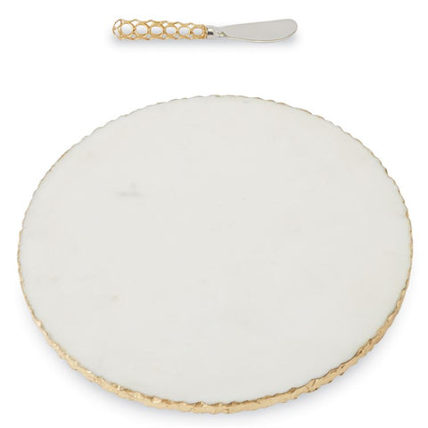 Cutting Board - Marble Round