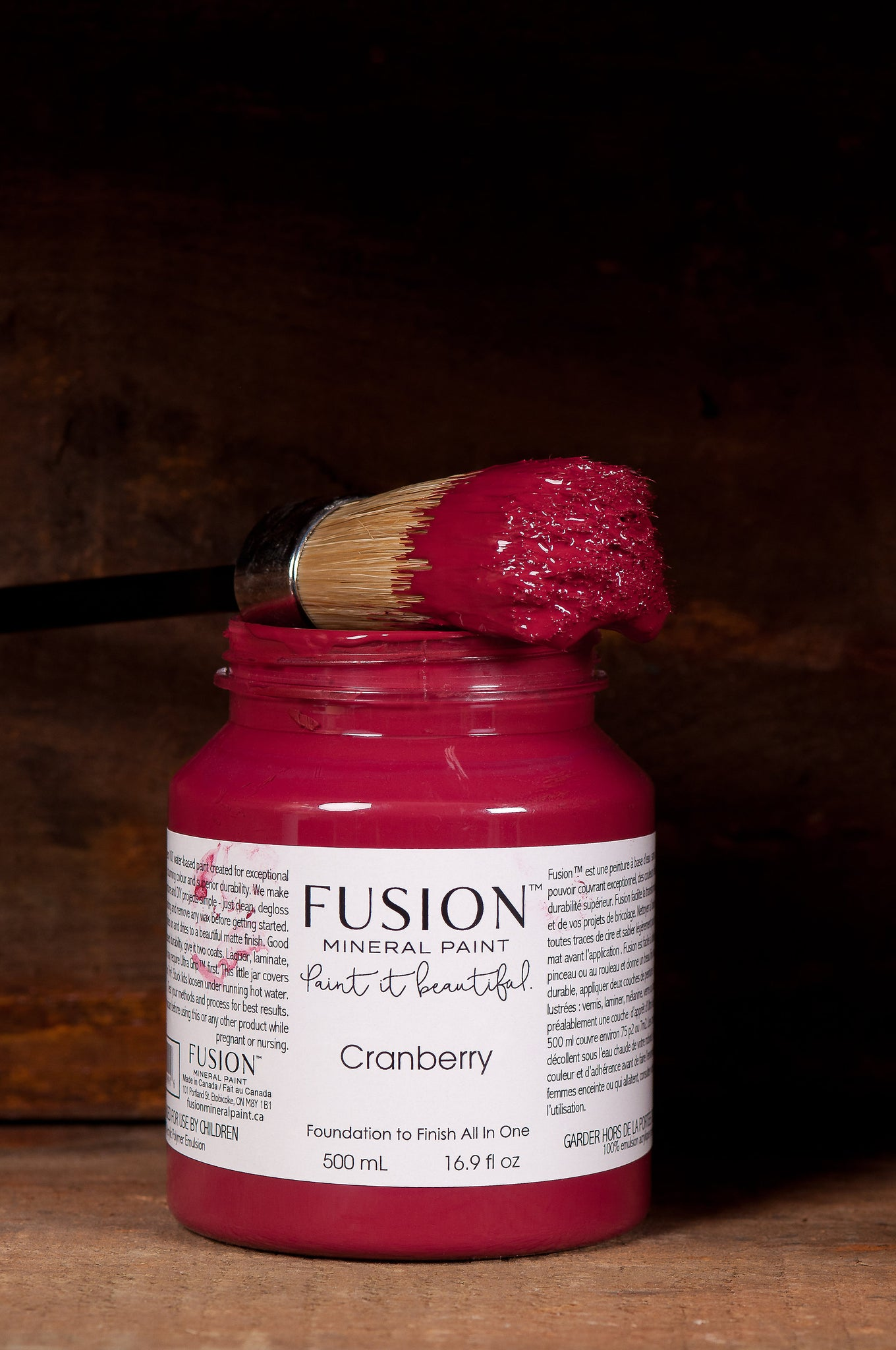 Cranberry by Fusion