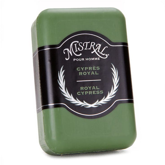 Mistral Soap - Royal Cypress