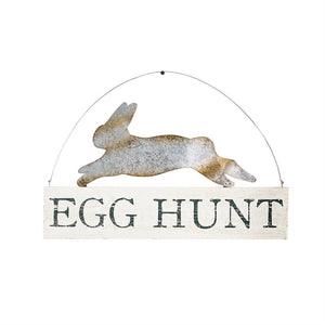 Sign - Egg Hunt