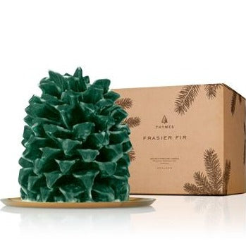 Frasier Fir Pinecone Candle