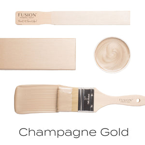 Champagne Gold Metallic by Fusion