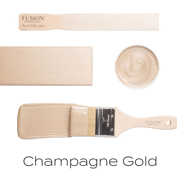 Metallic - Champagne Gold