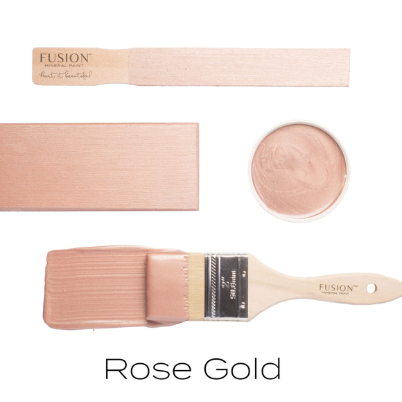 Metallic - Rose Gold