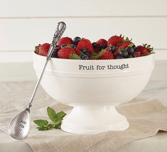 Fruit for Thought Bowl