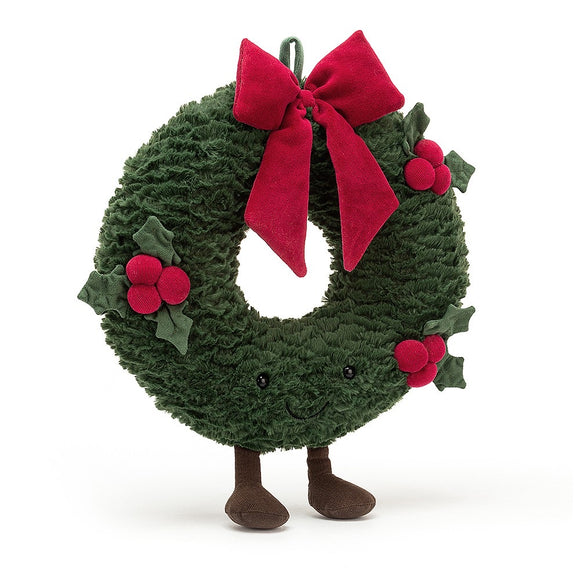 Amusable Wreath
