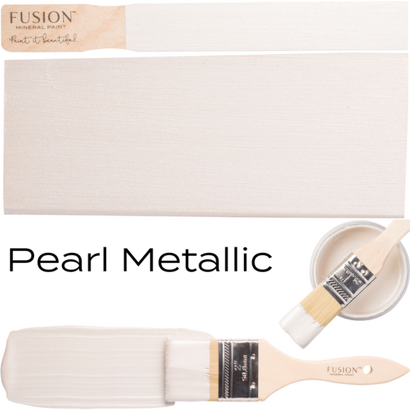 Pearl Metallic by Fusion