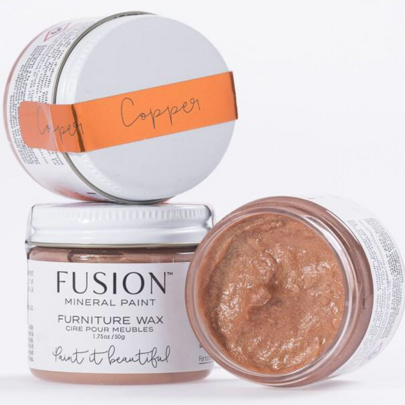 Fusion Metallic Wax - Copper