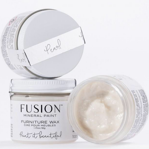 Fusion Metallic Wax - Pearl