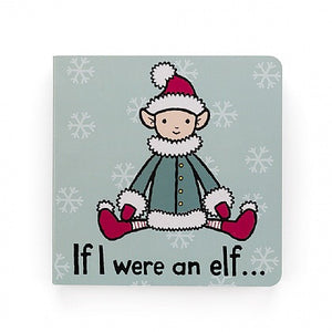 """If I Were an Elf"" Board Book"