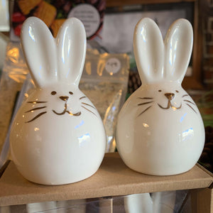 Bunny Salt & Pepper Shakers