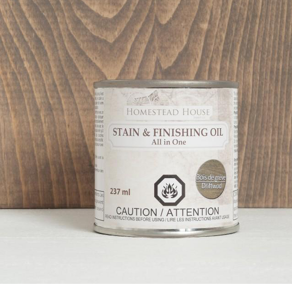 Driftwood Finishing Oil