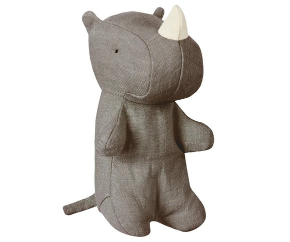 Rhino Rattle Rattle by Maileg