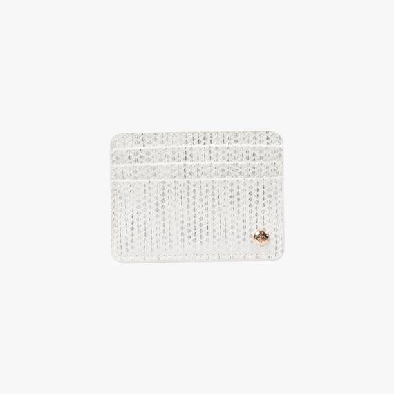 Credit Card Holder- White