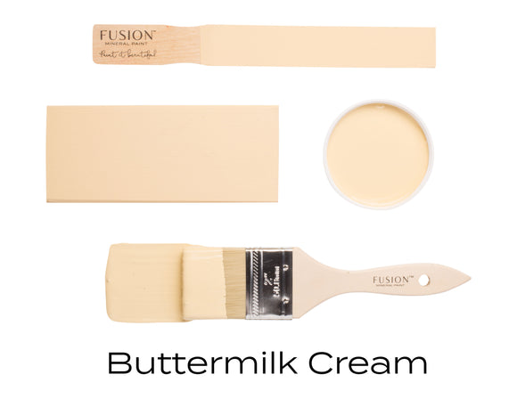 Buttermilk Cream by Fusion