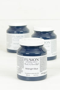 Fusion Paint Pint Midnight Blue