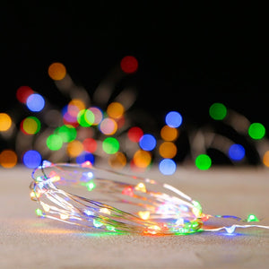 Lights - Multicolor Diamond String