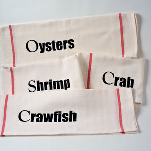 Towels - Crawfish